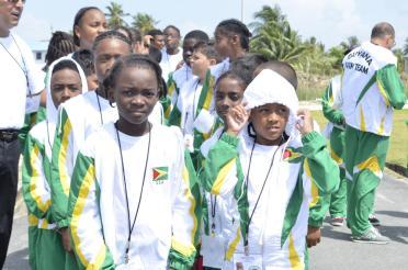 Team Guyana