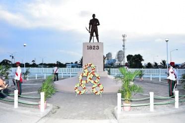 The 1823 Demerara Revolt Monument