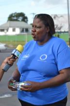 Glynis Alonzo-Beaton, President, Guyana Diabetic Association