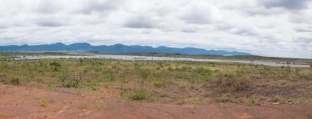 The reservoir at Nappi