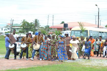 Guyanese urged to remember their history at 8th Annual Ghana