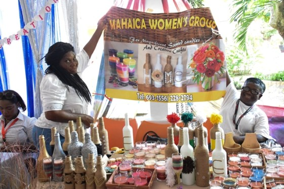 Exhibitors and their products