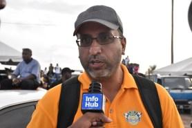 President of Vincy Motorsports, St. Vincent, Sanjay Jiandani