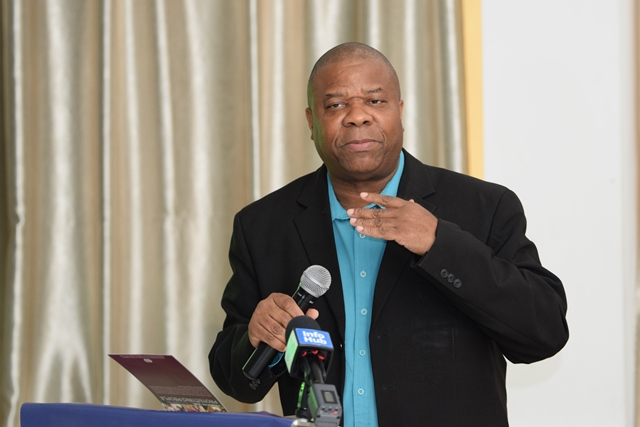 ILO Sustainable Enterprise Development and Job Creation Specialist, Kelvin Sergeant