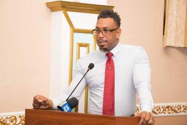 Trinidadian Consultant, Dr. Joseph Khan