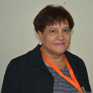 Deputy Chief Executive Officer of the St. Joseph Mercy Hospital, Deborah Ramsay