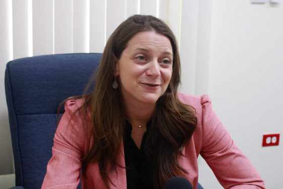 Exxon's Government and Public Affairs Director Kimberly Brasington