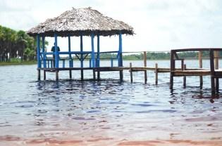 Recently opened Aruka beach.