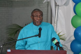 Chairman of the Private Sector Commission (PSC), Desmond Sears.