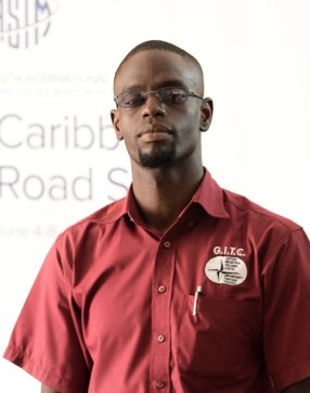 Mechanical Instructor at the Government Industrial Training Centre, Quaci Roache.