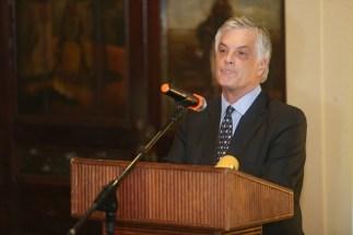 Australian High Commissioner to Guyana, John Pilbeam.