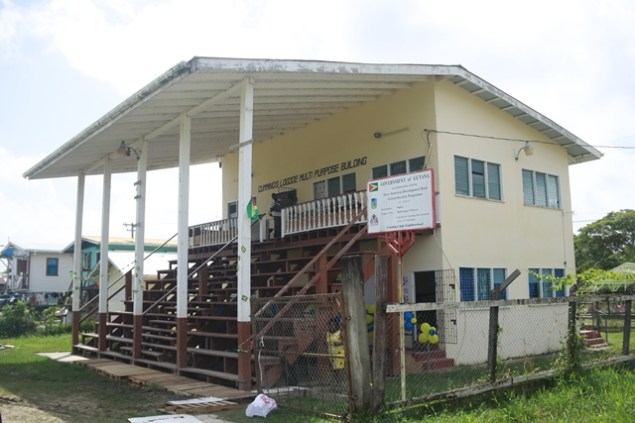 Sophia Community Centre where the National Coordinating Coalition opened its office.