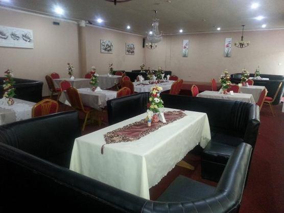 Newly established first-class restaurant Kingdom Styles