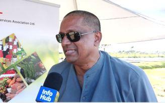 First Vice-President of GMSA, Ramsay Ali