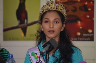 Miss World Guyana 2018, Ambika Ramraj