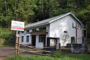 The Moco Moco hydropower plant.