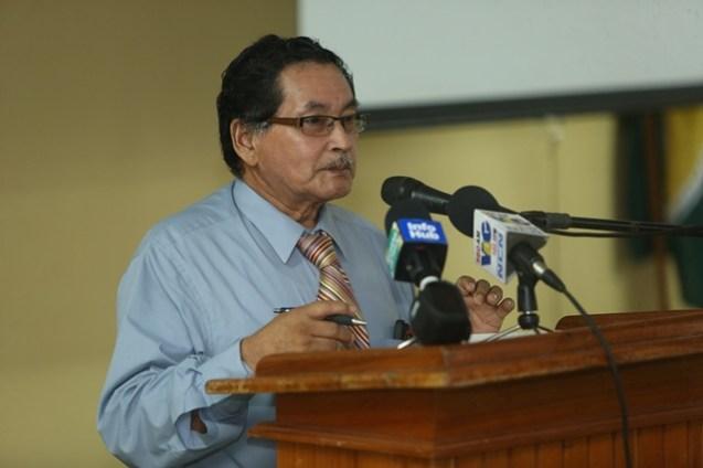 Regional Chairman, Brian Allicock.