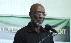 IDPADA-G Chairman, Vincent Alexander