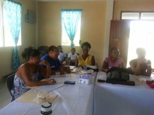 A section of the participants at the workshop.