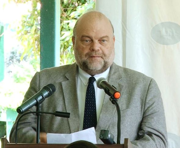 Ambassador to Guyana, Perry Holloway