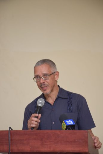 Minister of Business, Dominic Gaskin