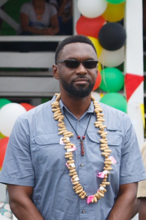 Director of Sport, Christopher Jones
