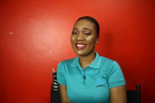 Makeup Artist and Producer at the Department of Public Information (DPI), Mosa Henry
