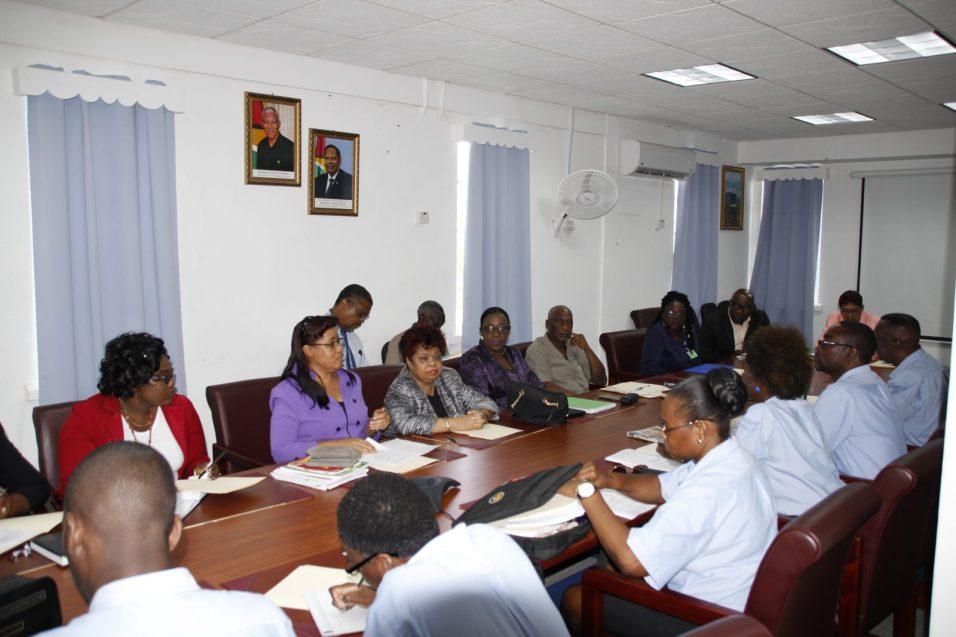 Education Ministry Gtu Meet To Discuss Teachers Multi Year