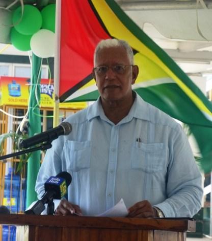 Agriculture Minister, Noel Holder.