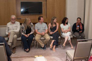 The six international tour operators from United Kingdom and Australia