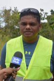 Manager of International Import and Supplies, Roshan Rampersaud