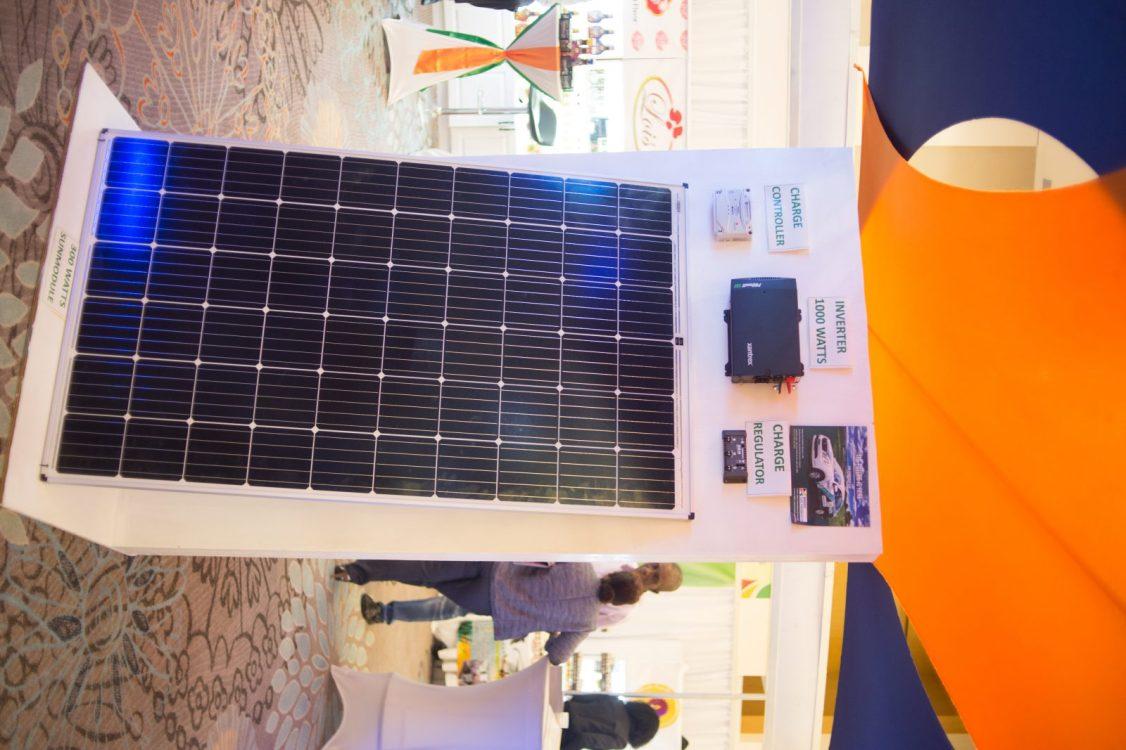 The new solar energy initiative by Massy Technologies Guyana