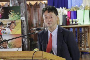 GPE Representative, Mr. Daisuke Kanazawa