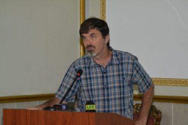 Director of the Guyana Tourism Authority (GTA), Brian Mullis.