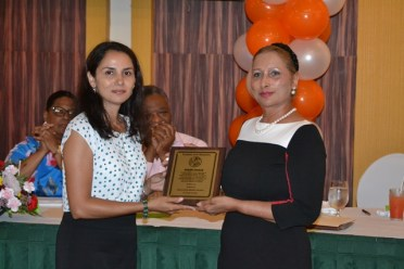 Scenes during Guyana Relief Council's (GRC) Annual Luncheon and Dutch Auction.