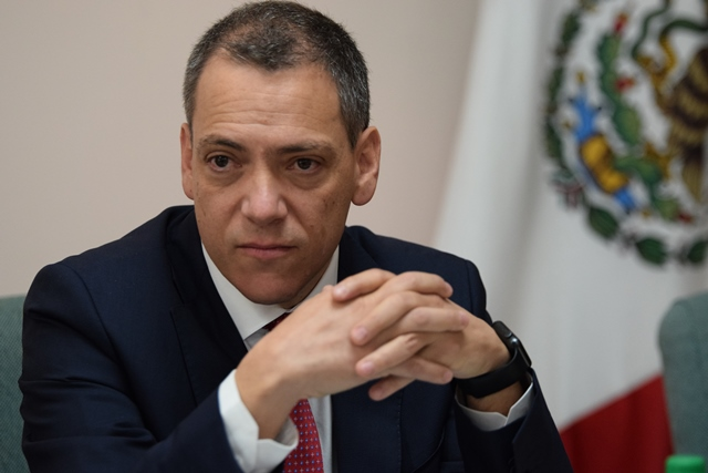 Executive Director of Mexican Agency for Safety, Energy and the Environment (ASEA), Carlos de Regules.