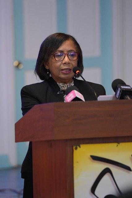 Chairperson of the Public Procurement Commission (PPC), Carol Corbin.
