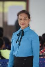 Technical Officer, Pamela Nauth.