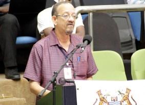 Lecturer, Mr. Gary Mendonca.