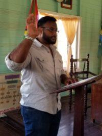 Deputy-Mayor, Imran Amin