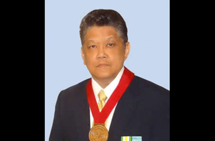 Mr. Frank Woon-A-Tai.