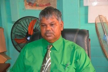 Environmental Health Inspector, Ackloo Ramsudh.
