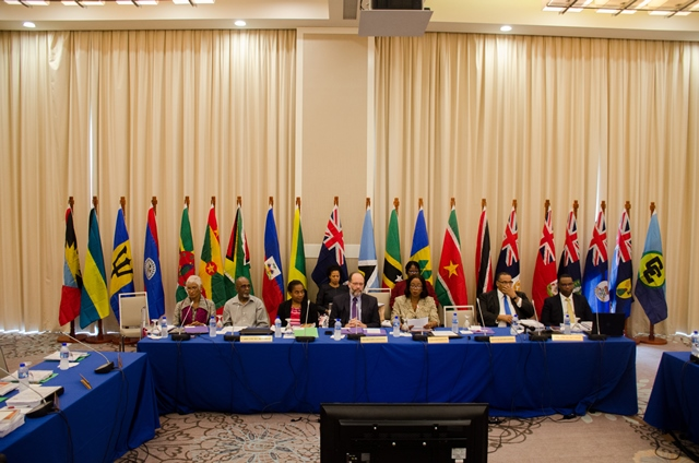 Over the next two days, Ministers of Trade and Foreign Officers of the CARICOM will deliberate moving forward the CSME among other pressing trade issues.