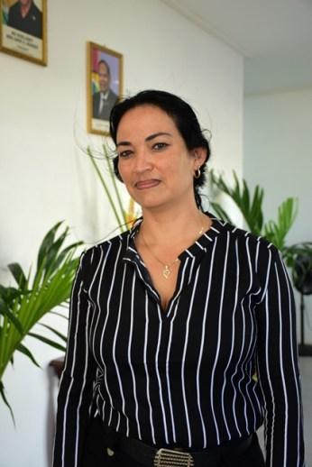 Head Psychologist, Dr. Aymara Solis Tarrago.