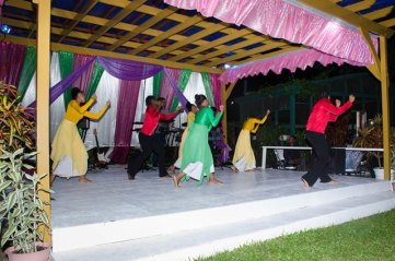 A dance depicting love.