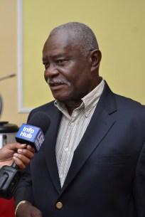Minister of Citizenship, Winston Felix.
