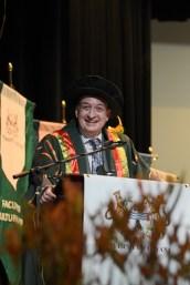 Vice Chancellor of London South Bank University, Professor David Phoenix.
