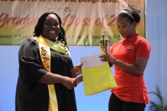 Scenes during the Carnegie School of Home Economics and the Craft Production and Design Division graduation.