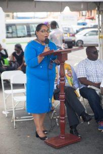 Dr. Kavita Singh, Coordinator, Chronic Diseases Unit, Ministry of Public Health