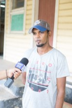 Rohan Sugrim, Wales Estate Retrenched Worker.
